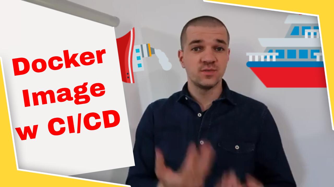 Docker Image w CI/CD